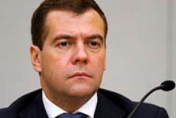 Медведєв: Асоціація України з ЄС не стане катастрофою для Росії