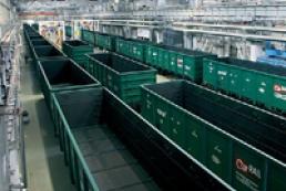 Росія забракувала продукцію Крюківського вагонобудівного заводу
