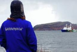 Украинского моряка с судна «Гринпис» арестовали на два месяца