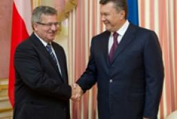 Янукович їде до Польщі обговорювати євроінтеграцію України