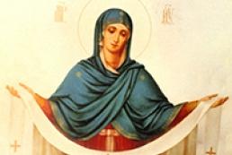Православні відзначають свято Покрови Пресвятої Богородиці