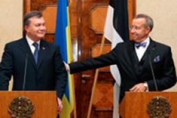 Янукович: Украина вскоре почувствует преимущества работы с ЕС