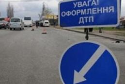 В Украине количество погибших на дорогах уменьшилось почти на 13%