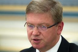 Фюле призвал Украину приложить дополнительные усилия для Ассоциации