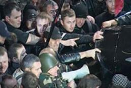 Милиция привлечет к ответственности участников беспорядков в Одессе