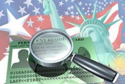 США: Программу Green card в Украине контролируют мошенники