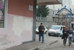 ДТП в Тернополе: сбитый пешеход подлетел в воздух и разбил окно