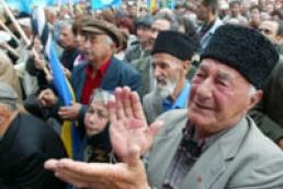 Крымские татары поддерживают подписание Ассоциации с ЕС