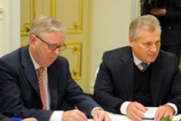 Кокс и Квасьневский дали Раде еще неделю на принятие еврозаконов