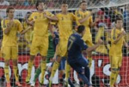 Украина - Франция: как изменились соперники после рандеву на Евро-2012
