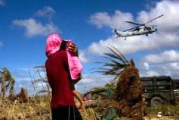 ООН: От тайфуна «Хаян» пострадали более 13 милллионов человек