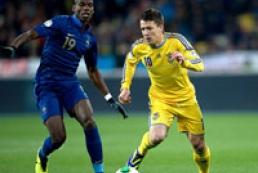 Сборная Украины не смогла пробиться на ЧМ по футболу
