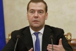 Медведєв: Введення мита в торгівлі з Україною можливе лише після консультацій