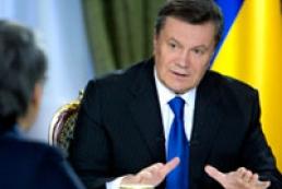 Президент: Украина продолжит снижать закупки российского газа