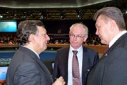 Янукович ждет от ЕС конкретных шагов