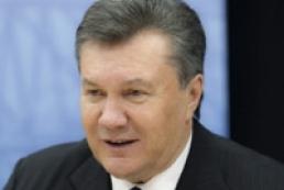 Янукович: Ми отримали відповідь, що двері в ЄС відкриті