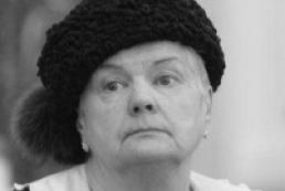 Во Львове умерла Леся Гонгадзе