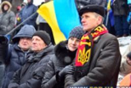 Киев митингующий (обновляется)