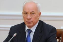 Азаров: Завтра украинские делегации отправятся в ЕС и Россию