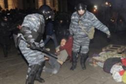 Азаров: «Беркут» на Майдане разгонял не студентов, а провокаторов