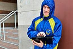 Боец «Беркута» Дмитрий Перинский: «После событий на Майдане уволюсь и уйду в монастырь!»
