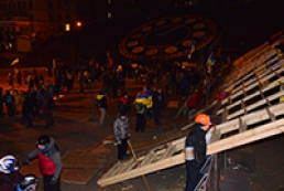 На Майдані Незалежності знайшли труп чоловіка