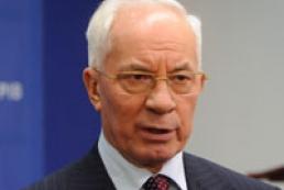 Азаров: Україна і Росія налаштовані усунути суперечності в газовій сфері