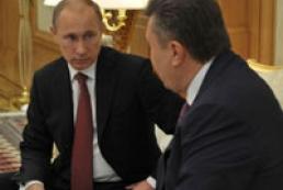 Пєсков: Путін і Янукович не говорили про вступ України в МС