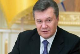 Янукович - Пан Ги Муну: Для разрядки ситуации в стране будут начаты консультации