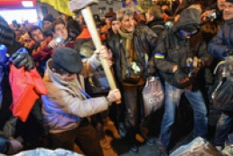 За знесення пам'ятника Леніну в Києві нікого не затримували