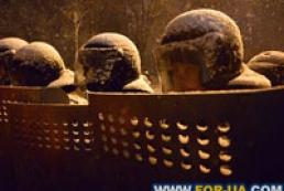 МВД: Разблокирование центральных улиц Киева проводится по решению суда