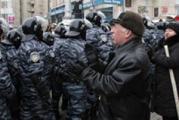 МВД опровергает информацию об отказе «Беркута» обеспечивать порядок в Киеве