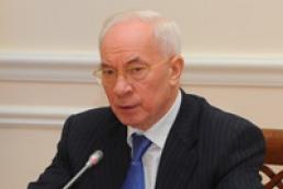 Азаров: Силового розгону Майдану не буде
