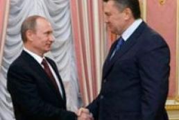 Путин рассчитывает, что встреча с Януковичем поможет решить важные проблемы