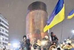 Кем заменят Ленина на Бессарабке
