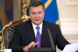 Янукович проти зовнішнього втручання в ситуацію в Україні