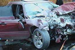 На Тернопольщине в ДТП погибли два человека