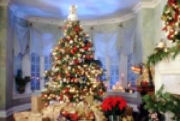 Новогодний декор дома: модные тренды-2014