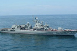 Фрегат «Гетьман Сагайдачний» приєднався до операції ЄС «Аталанта»