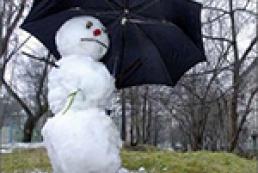 До старого Нового года в Украине будет весна