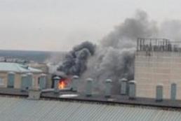 Семьям погибших при пожаре в Харькове выделят по 100 тысяч гривен