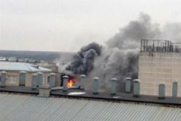 Количество жертв при пожаре на заводе «Хартрон» в Харькове возросло