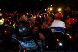 КГГА: Пострадавшие после акций в Святошинском районе выписаны из больниц