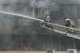Подозреваемый по делу о пожаре на заводе в Харькове объявлен в розыск
