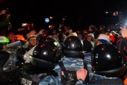 МВД напоминает, что закон разрешает милиции применять силу