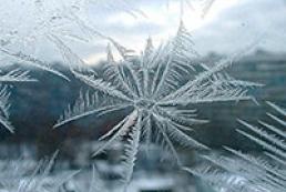 В Украину идут 25-градусные морозы и снег