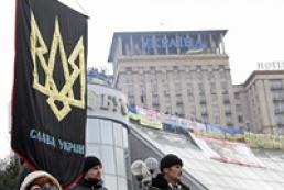 МВД: На Майдане начали вооружать людей