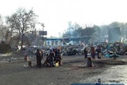 Протистояння на Грушевського. Хроніка подій