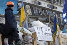 Акції протесту на Майдані завдали столиці шкоди на 14 мільйонів