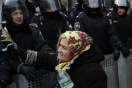 Киевлян призывают формировать дружины